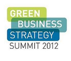 Green Business Strategy Summit 2012 - Profitability &...