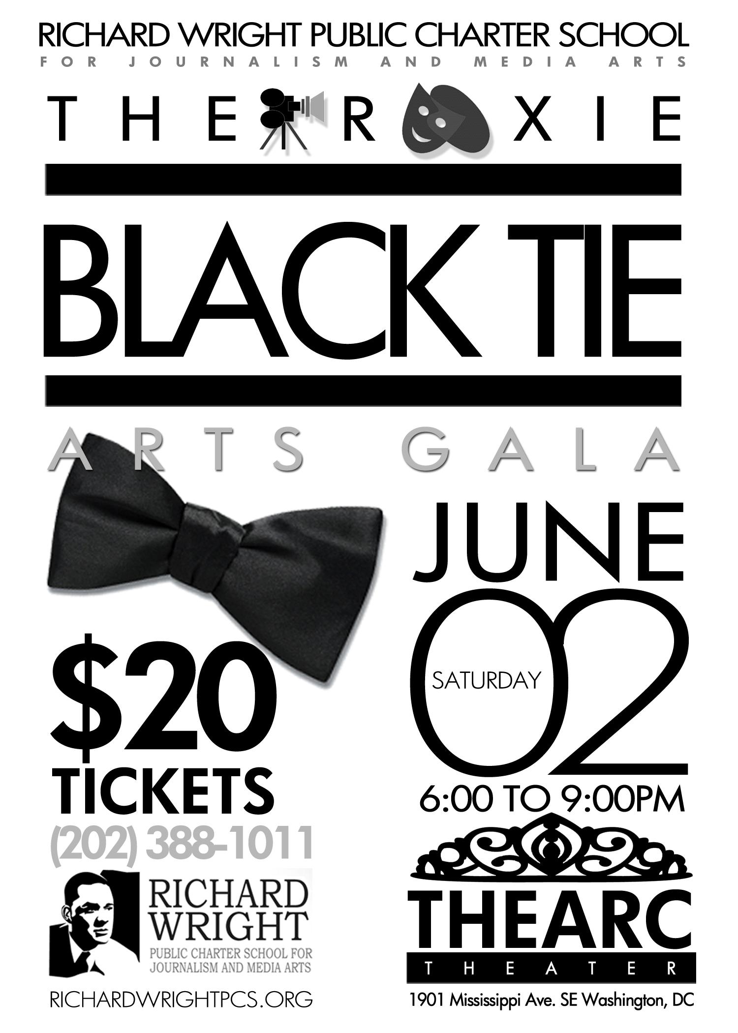 RWPCS Presents-The Roxie Black Tie Arts Gala Tickets, Sat, Jun 2, 2012 ...