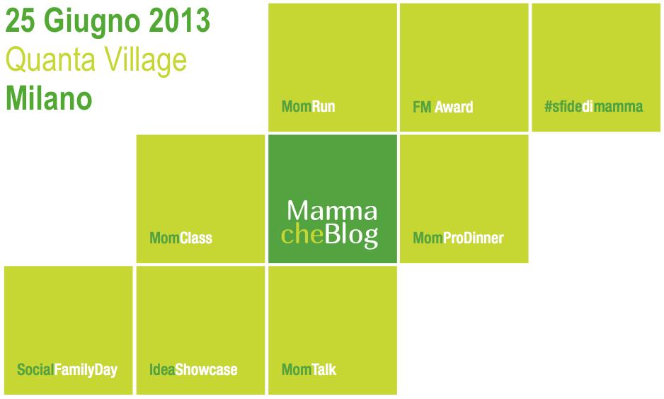 Mammacheblog 2013 - iniziative