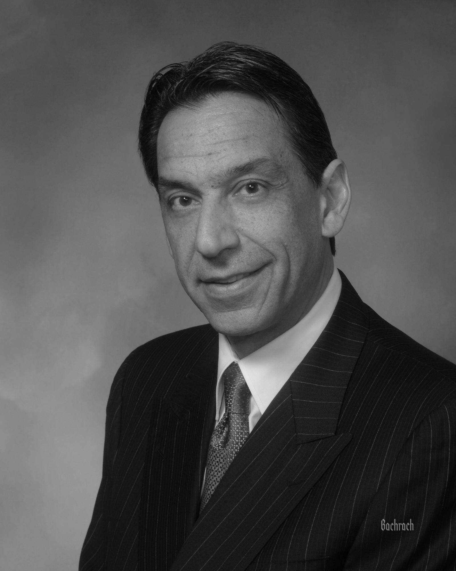Portrait de Jean-Pierre Sommadossi