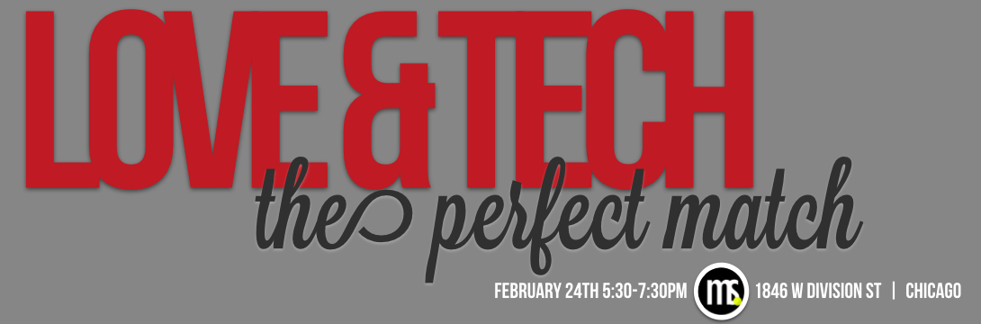 Love and tech: the perfect match