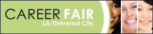 LA/Universal City Career Fair
