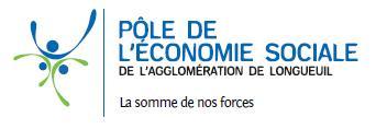 Logo Pôle économie Sociale Longueuil