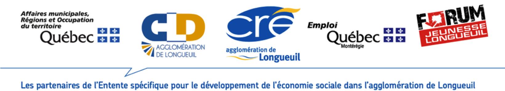 Partenaires pour le développement de l'économie sociale de l'agglomération de Longueuil 2009-2014