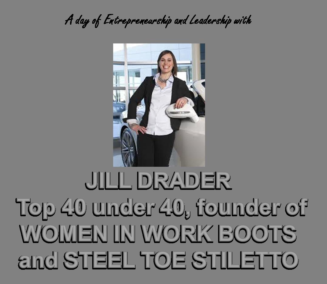 Jill Drader, Keynote speaker