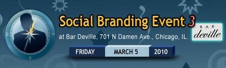 Social Branding Event - Chicago 3/5