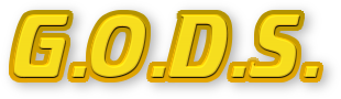 #GODS Title Logo