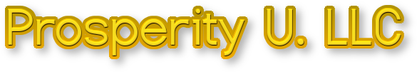 Prosperity U. LLC Title Logo