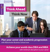 Manchester Business School - Miami MBA info session in LA
