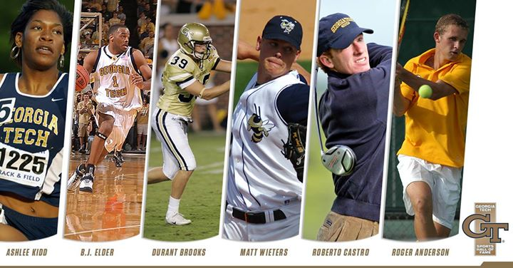 2017 GT Sports Hall of Fame Inductees