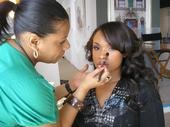 TIA DANTZLER: JENNIFER HUDSON'S MAKE-UP ARTIST