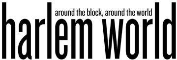 Harlem World Logo