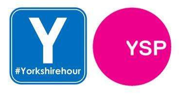 #Yorkshirehourlive networking event at YSP - York minibus...