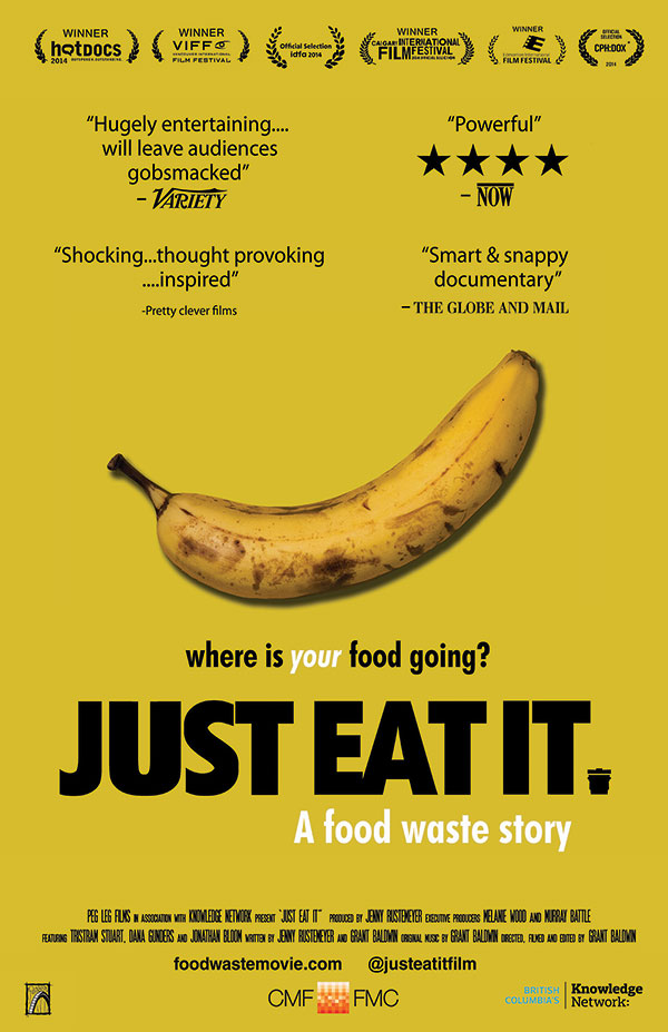 Just Eat It Poster