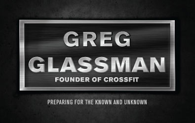 Greg Glassman Founder of Crossfit