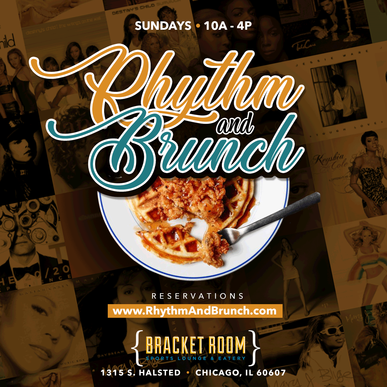 Rhythm Brunch A Brunch Party Experience 3 Nov 2019