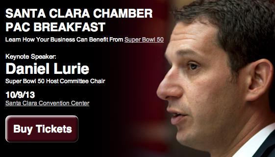 Super Bowl 50 Guest Speaker