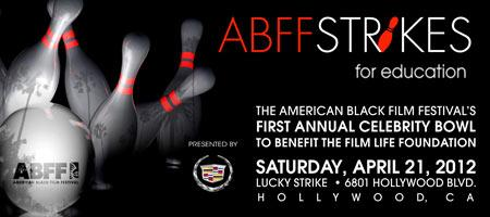 ABFF Strikes for Education, Presented by Cadillac