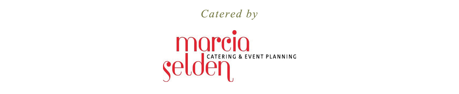Catered By Marcia Selden