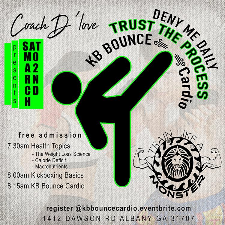 KB Bounce Cardio
