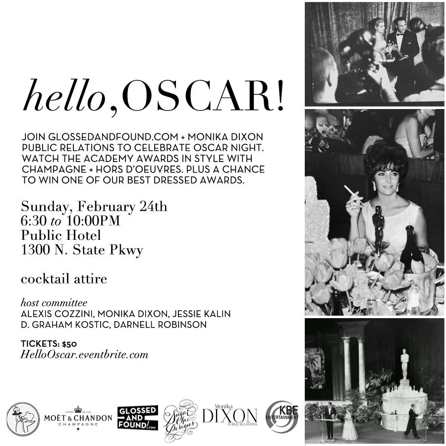 hello, OSCAR! invite