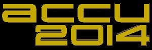 ACCU 2014 logo