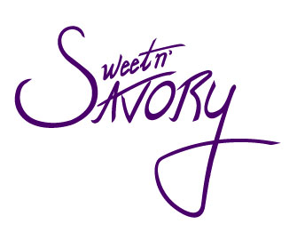 Sweet n Savory Logo