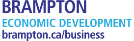 Brampton Economic Development logo
