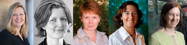 Women in Science Communication speakers