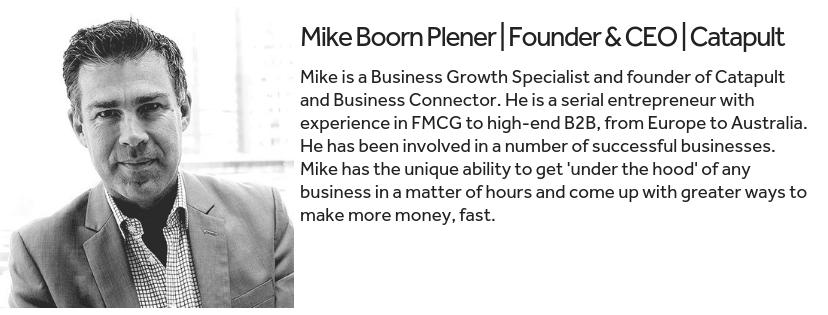 Mike Boorn Plener