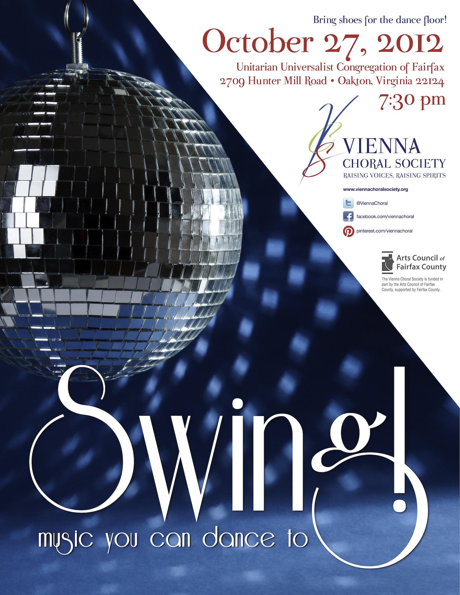 VCS 2012 Swing!