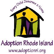 Adoption Rhode Island logo