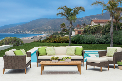 Del Mar Outdoor Furniture by Brown Jordan