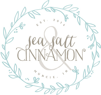 Sea Salt & Cinnamon Logo
