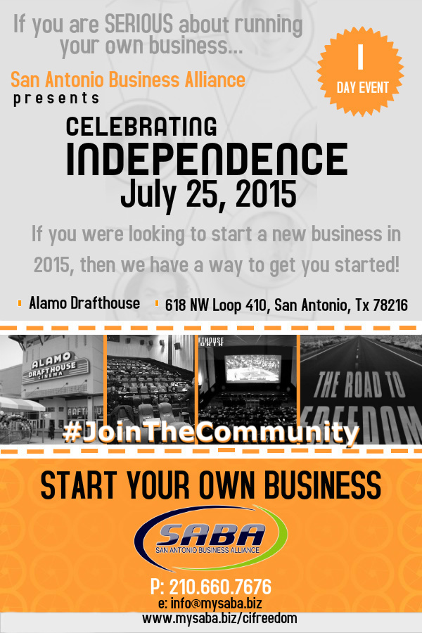 Celebrating Independence Event || July 2015