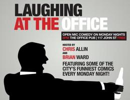 Laughing At The Office - Comedy Night