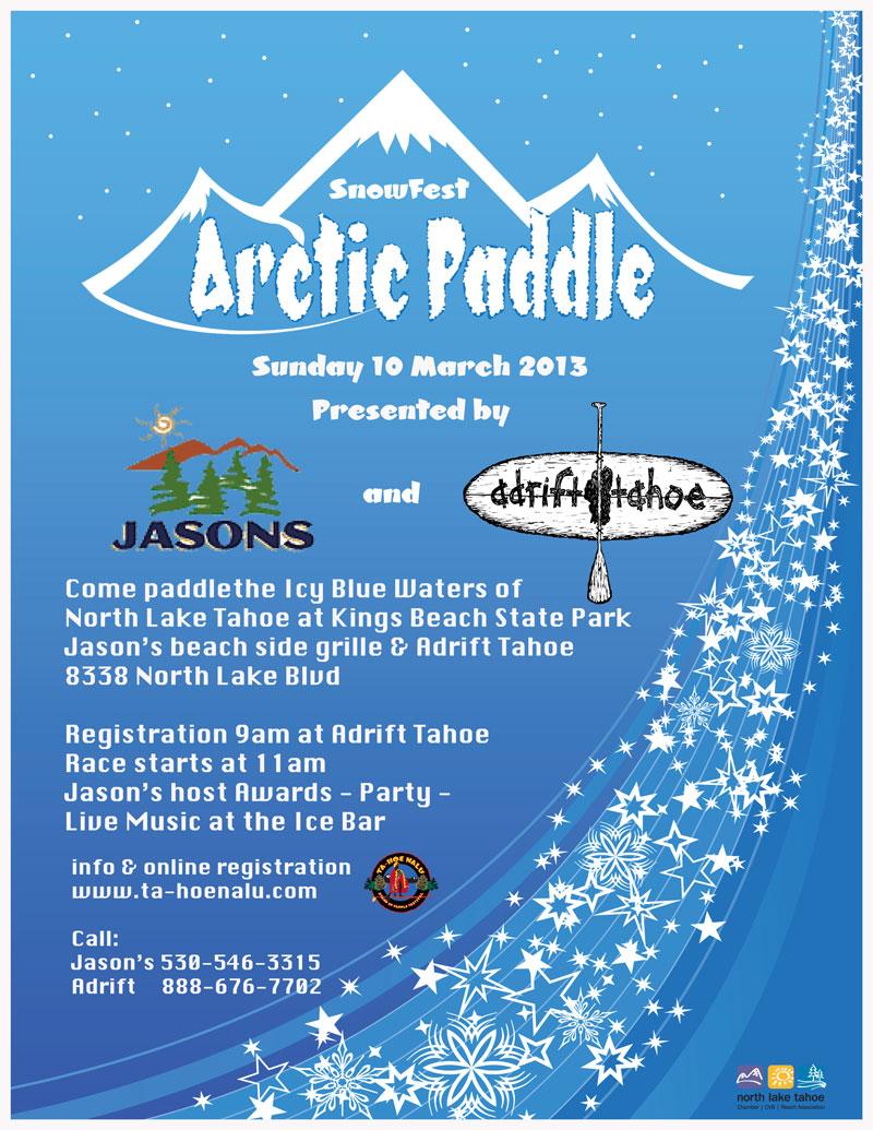 Arctic Paddle