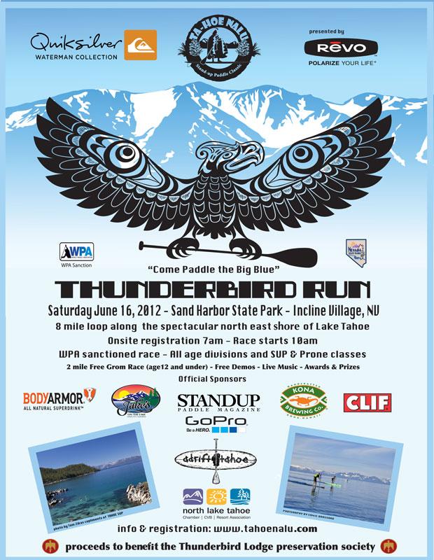 Quiksilver THUNDERBIRD RUN presented by Revo