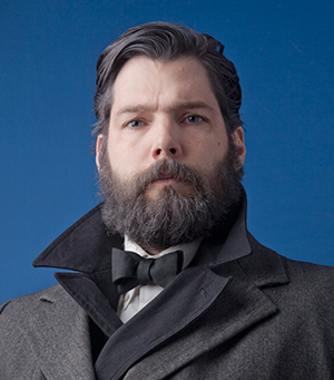 Robert Marbury as Ulysses S. Grant