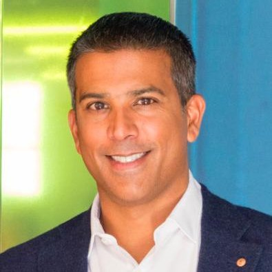 Asif Kahn, Founder and President of The LBMA - Location Based Marketing Association