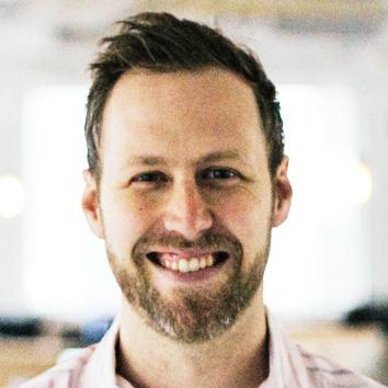 Ben Beath. Head of Digital, Loud & Clear Creative