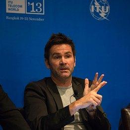Luke Harvey-Palmer, CEO of Alive Mobile