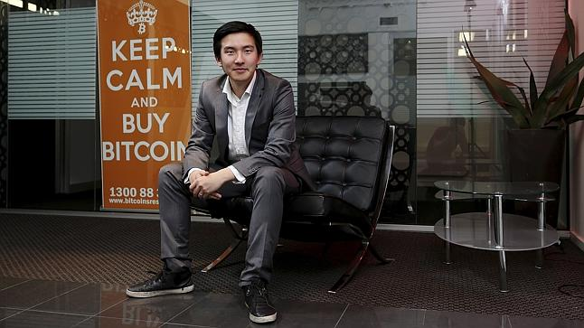 Sam Lee, CEO of Bitcoin Group