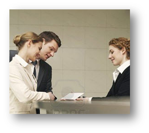The exceptional receptionist training
