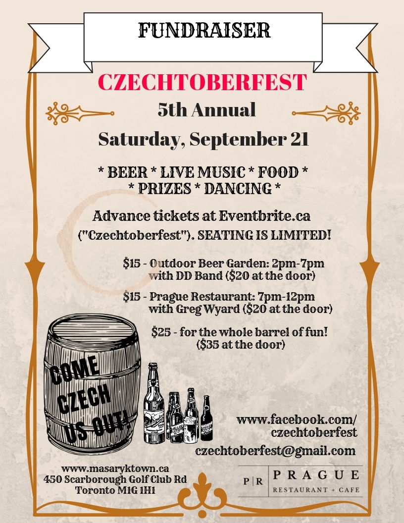 5th Annual Czechtoberfest