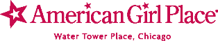 American Girl Place Logo