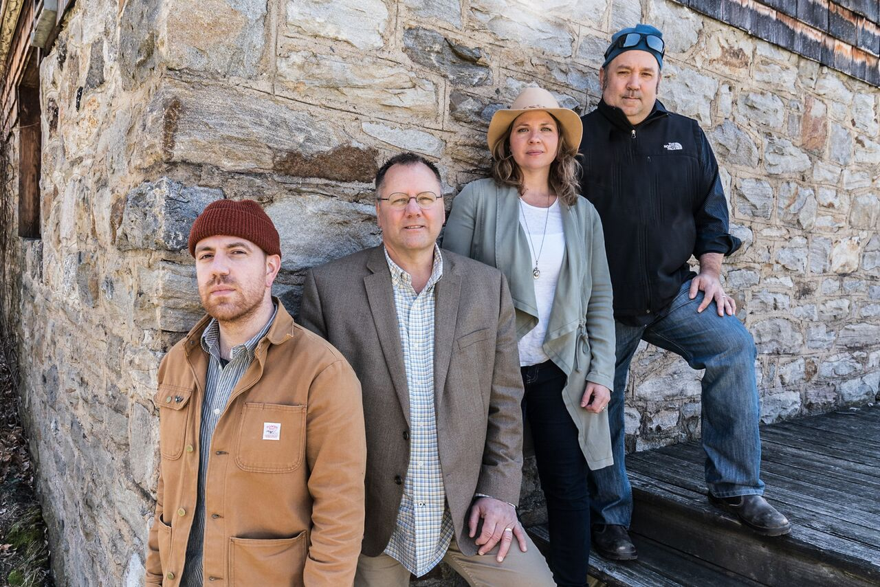Hickory Project - Bluegrass Band Promo Shot