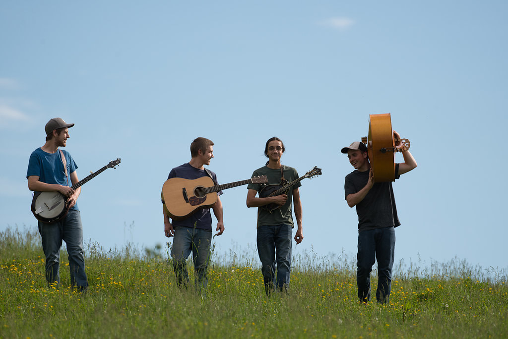 Serene Green - Bluegrass Band Promo