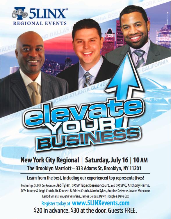 NYC Regional Flyer