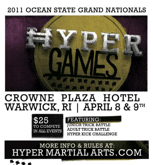 Hyper Games Ocean State 2011